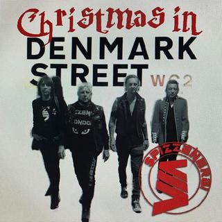 Christmas in Denmark Street Cover Art
