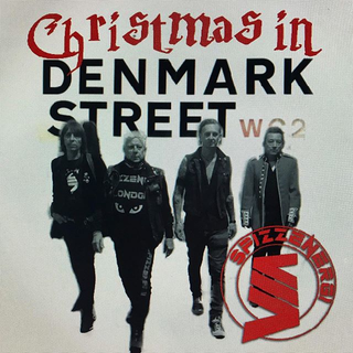 Christmas in Denmark Street Cover Art
