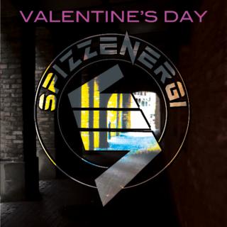 Spizzenergi Valentine's Day cover art