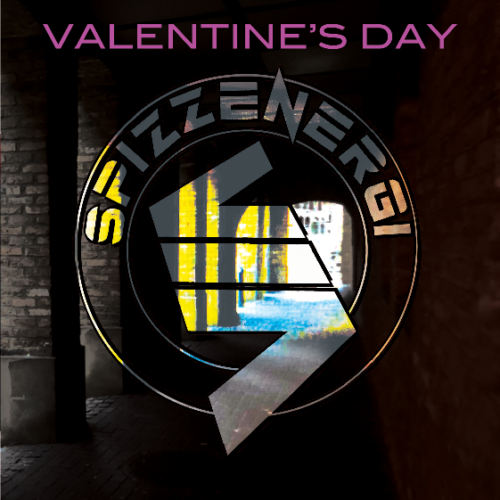Spizzenergi Valentine's Day cover art